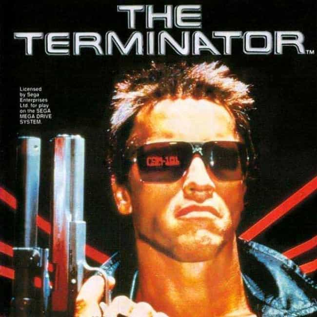 The Terminator is listed (or ranked) 4 on the list Arnold Schwarzenegger Time Travel Roles