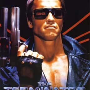 The Terminator is listed (or ranked) 1 on the list The 35+ Greatest Dystopian Action Movies