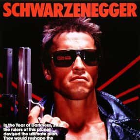 The Terminator (8.8/10) is listed (or ranked) 2 on the list Every Single Movie On Rotten Tomatoes With 100% Approval, Ranked