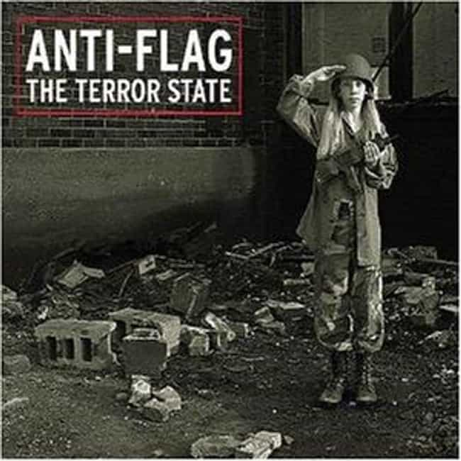 The Terror State is listed (or ranked) 2 on the list The Best Anti-Flag Albums of All Time