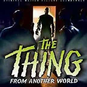 The Thing from Another World is listed (or ranked) 3 on the list The Best Sci-Fi Movies of the 1950s