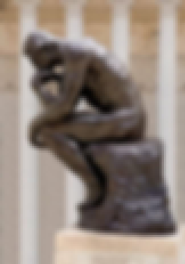 The Thinker is listed (or ranked) 8 on the list The Most Amazing Pieces of Artwork Ever Made