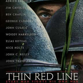 The Thin Red Line is listed (or ranked) 20 on the list The Best George Clooney Movies