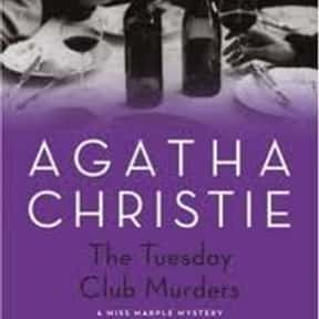 The Thirteen Problems is listed (or ranked) 13 on the list The Best Miss Marple Books