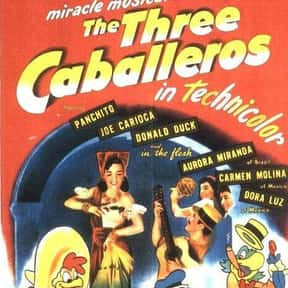 The Three Caballeros is listed (or ranked) 21 on the list The Best Disney Movies Starring Animals