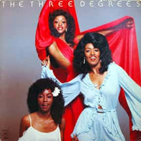 The Three Degrees is listed (or ranked) 16 on the list The Best Girl Groups