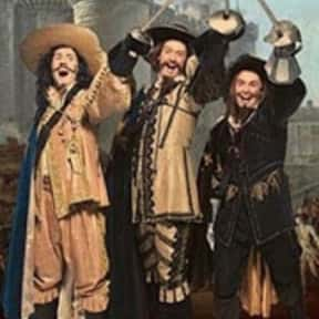 The Three Musketeers is listed (or ranked) 7 on the list The Best Trios Of All Time