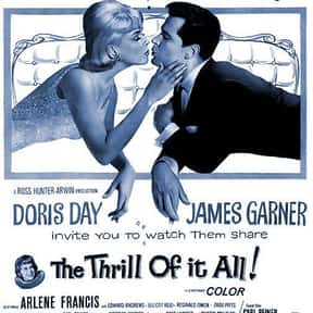 The Thrill of It All is listed (or ranked) 5 on the list The Best '60s Romantic Comedies