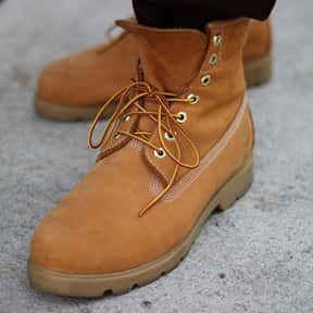 The Timberland Company is listed (or ranked) 15 on the list The Best Teenage Fashion Brands