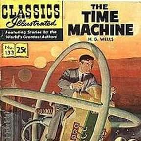 The Time Machine is listed (or ranked) 10 on the list NPR's Top 100 Science Fiction & Fantasy Books