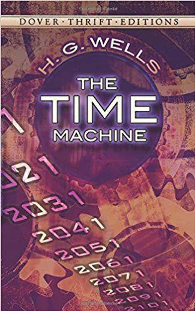 The Time Machine is listed (or ranked) 3 on the list 15 Classic Sci-Fi Books You Have To Read To Get Real Nerd Cred