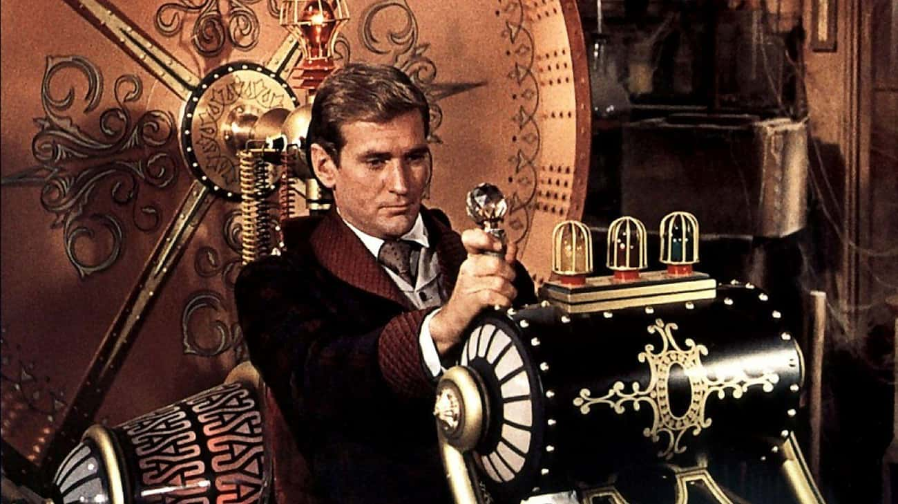 The Time Machine is listed (or ranked) 4 on the list Methods Of Time Travel In Movies, Ranked By How Much You'd Want To Use Them