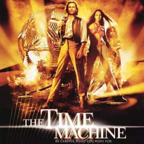 The Time Machine is listed (or ranked) 21 on the list The Best Time Travel Movies
