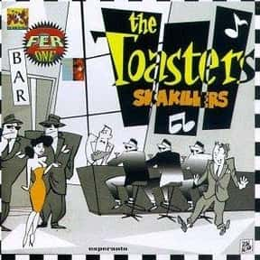 The Toasters is listed (or ranked) 10 on the list The Best 2 Tone Bands/Artists