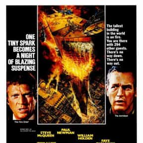 The Towering Inferno is listed (or ranked) 1 on the list The Best '70s Disaster Movies