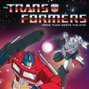 The Transformers is listed (or ranked) 1 on the list The Most Unforgettable '80s Cartoons