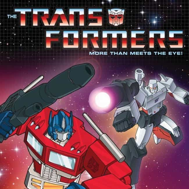The Transformers is listed (or ranked) 2 on the list The Best Transformers Shows Of All Time