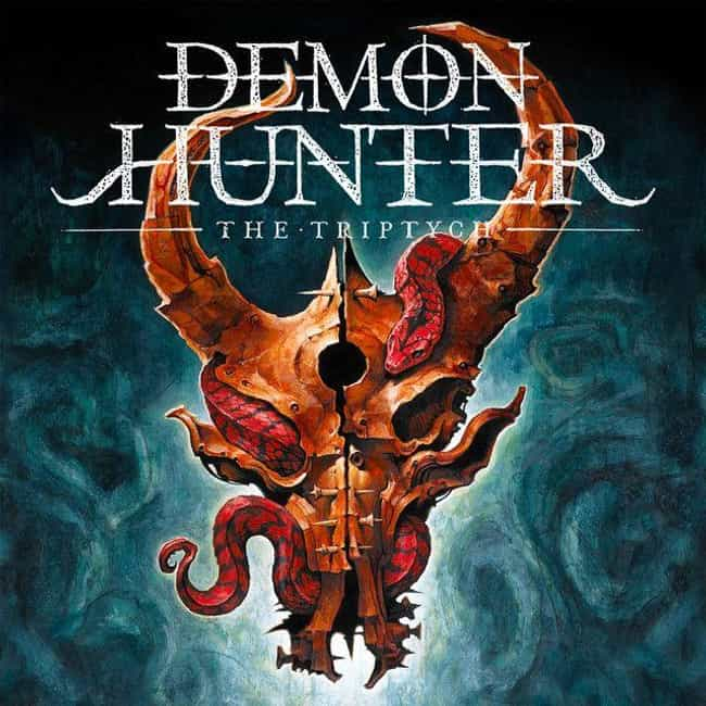 The Triptych is listed (or ranked) 3 on the list The Best Demon Hunter Albums of All Time