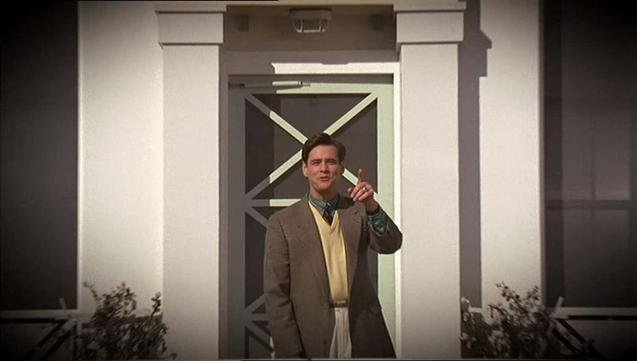 'The Truman Show': Reality TV is listed (or ranked) 4 on the list Movies That Were Eerily Ahead Of Their Time