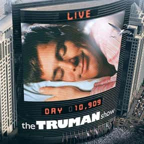 The Truman Show is listed (or ranked) 4 on the list The Best Comedy-Drama Movies