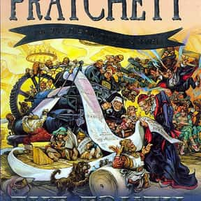 The Truth is listed (or ranked) 12 on the list The Best Terry Pratchett Books