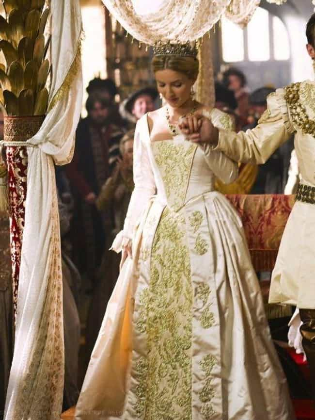 The Tudors is listed (or ranked) 2 on the list The Best Wedding Dresses Ever From TV Historical Dramas