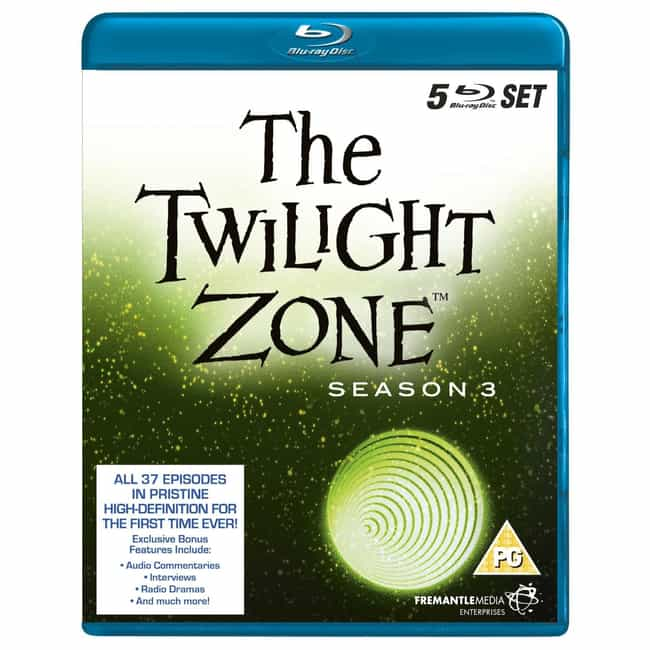 The Twilight Zone Season... is listed (or ranked) 3 on the list The Best Seasons of The Twilight Zone