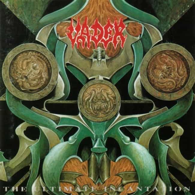 The Ultimate Incantation is listed (or ranked) 3 on the list The Best Vader Albums of All Time