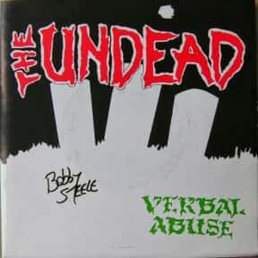 The Undead is listed (or ranked) 18 on the list The Best Horror Punk Bands