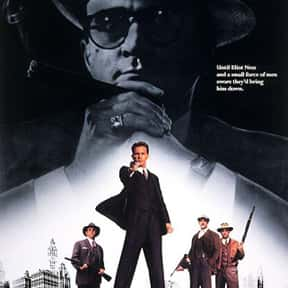 The Untouchables is listed (or ranked) 12 on the list The Best Robert De Niro Movies