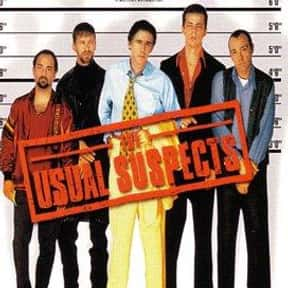 The Usual Suspects is listed (or ranked) 12 on the list The Best Ensemble Movies