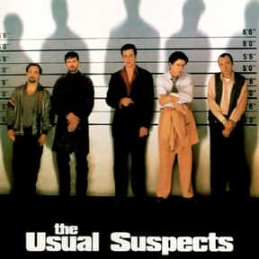 The Usual Suspects is listed (or ranked) 19 on the list The Best R-Rated Thriller Movies