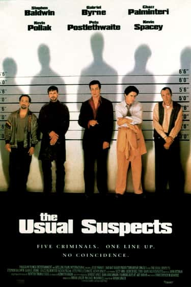 The Usual Suspects is listed (or ranked) 2 on the list What to Watch If You Love 'Fargo'