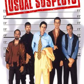 The Usual Suspects is listed (or ranked) 2 on the list The Best Thrillers with an Assumed Identity