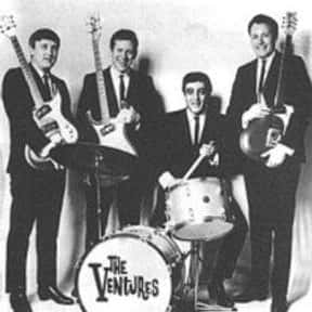 The Ventures is listed (or ranked) 1 on the list The Best Surf Rock Bands