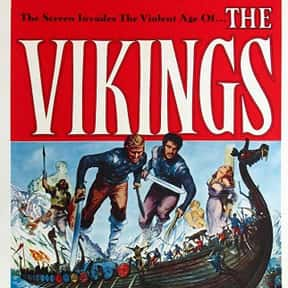 The Vikings is listed (or ranked) 24 on the list The Best Medieval Movies
