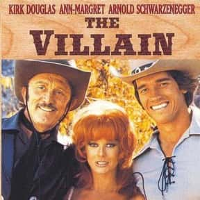 The Villain is listed (or ranked) 25 on the list The Best Kirk Douglas Movies