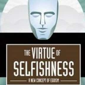 The Virtue of Selfishness is listed (or ranked) 5 on the list The Best Ayn Rand Books
