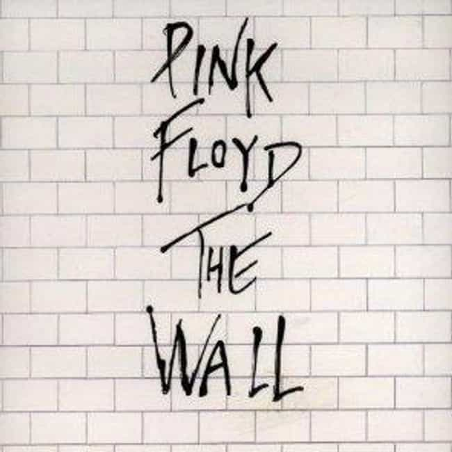 The Wall is listed (or ranked) 4 on the list The Best Pink Floyd Albums of All Time