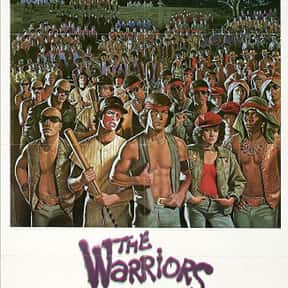The Warriors is listed (or ranked) 16 on the list Entertainment Weekly's Top 50 Cult Movies