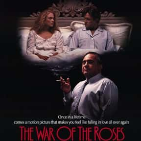 The War of the Roses is listed (or ranked) 9 on the list The Best Michael Douglas Movies