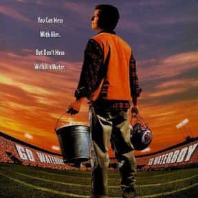 The Waterboy is listed (or ranked) 6 on the list The Funniest Movies About Sports