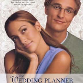 The Wedding Planner is listed (or ranked) 7 on the list The Best Wedding Movies