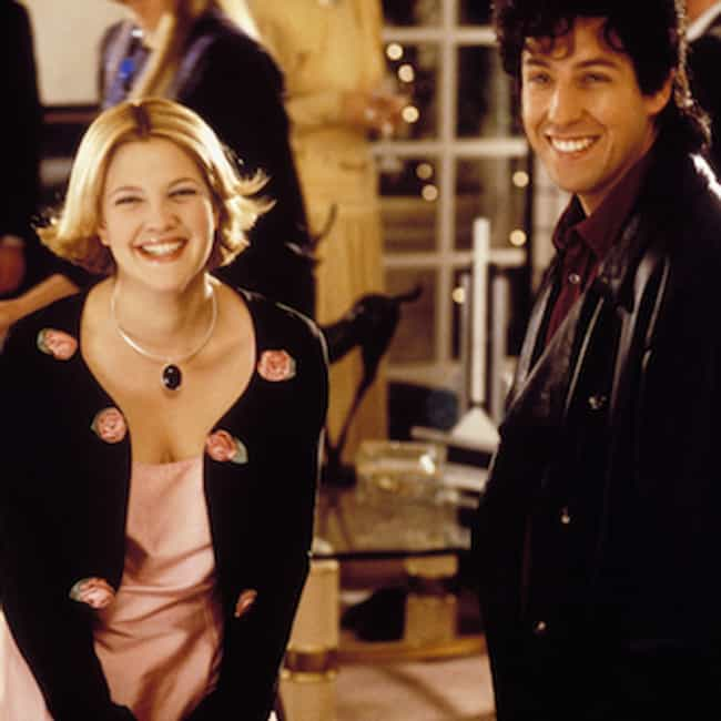 The Wedding Singer is listed (or ranked) 4 on the list The Greatest Movie Wedding Proposals