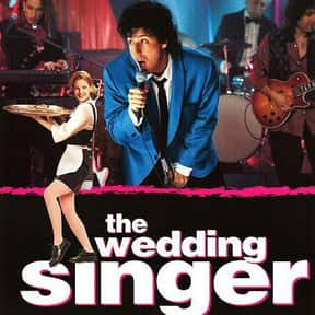 The Wedding Singer is listed (or ranked) 12 on the list The Best Wedding Movies