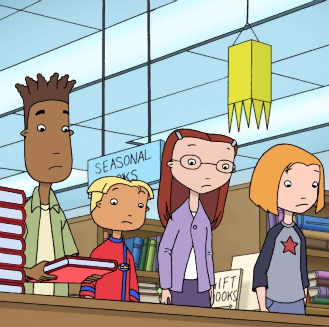 The Weekenders is listed (or ranked) 4 on the list 14 Amazing Shows You Forgot Were Part Of One Saturday Morning On ABC