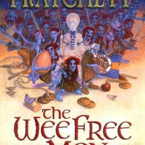 The Wee Free Men is listed (or ranked) 15 on the list The Best Terry Pratchett Books