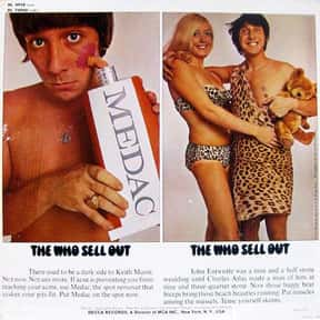 The Who Sell Out is listed (or ranked) 23 on the list The Greatest Albums of All-Time