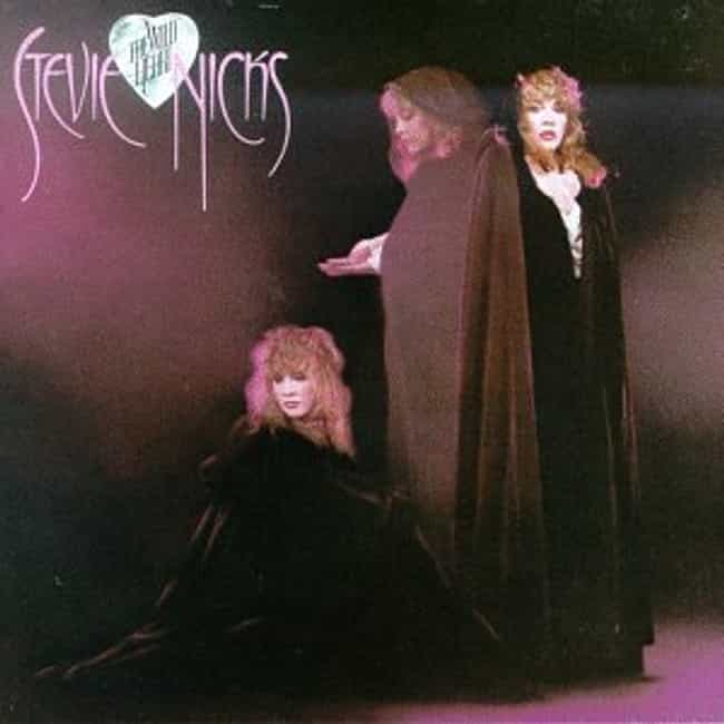 The Wild Heart is listed (or ranked) 2 on the list The Best Stevie Nicks Albums of All Time