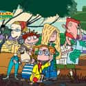 The Wild Thornberrys is listed (or ranked) 18 on the list The Best 2000s Nickelodeon Shows